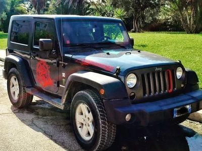 usata Jeep Wrangler JK