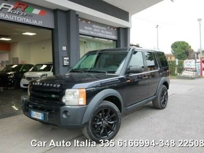 usata Land Rover Discovery 3 2.7 TDV6 AUTOMATICA Cinghia Distrib. SOSTITUITA