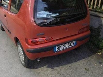 usata Fiat Seicento 1.1i cat Hobby