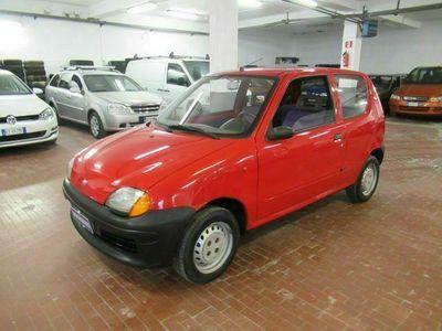 usata Fiat Seicento 900i cat Young KM 70.000!!!