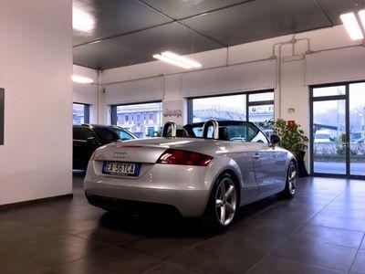 usata Audi TT Roadster 1.8 TFSI Advanced plus UNICA/STRAFULL/UFF