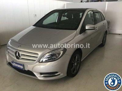 usata Mercedes B180 CLASSE Bcdi Executive Full edition