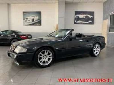 usata Mercedes SL500 SL-32 cat Benzina