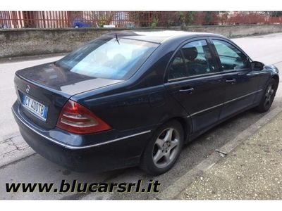 usata Mercedes C220 CDI cat Avantgarde