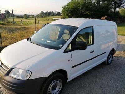 brugt VW Caddy 1.9 TDI 105CV 4p. Van Maxi Vetrato