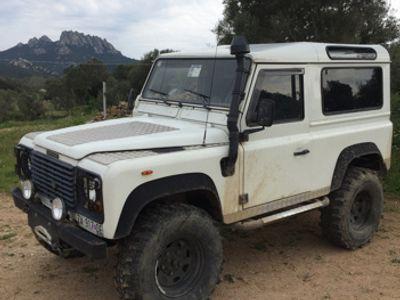 usado Land Rover Defender 90 turbodiesel Soft-top