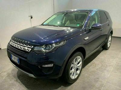 usata Land Rover Discovery Sport Automatico 2.0 TD4 150 CV HSE
