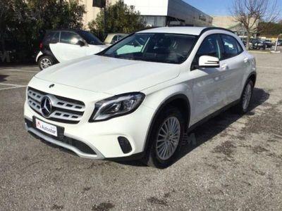usata Mercedes 180 GLA suvBusiness del 2019 usata a Tavagnacco