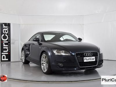 usata Audi TT Coupè 3.2 V6 Quattro S tronic S LINE