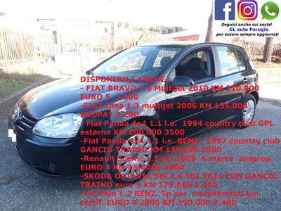 usata VW Golf V 1.9 tdi 105 cv 5p euro 4 IMMEDIA REALIZ