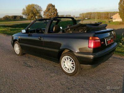 usata VW Golf Cabriolet 3ª serie