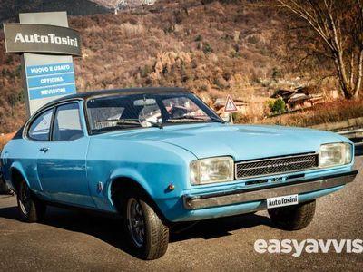 gebraucht Ford Capri benzina