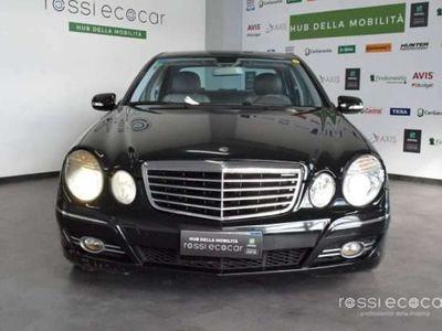 usata Mercedes E280 CDI cat EVO Avantgarde