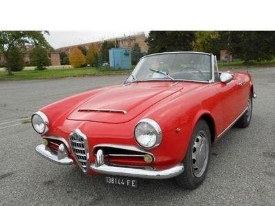 usata Alfa Romeo Giulia Spider