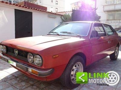 usata Lancia Beta HPE 1.6 Coupe' (1979) DA RESTAURARE