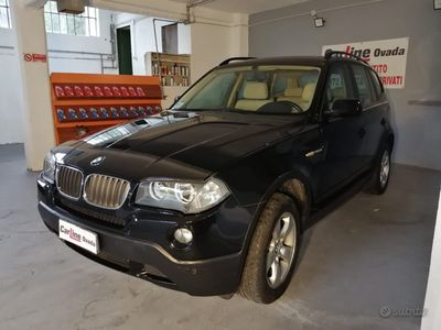 usata BMW X3 2.0d unicoprop. Garanzia 12/24 mesi