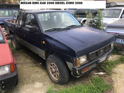 usata Nissan PickUp
