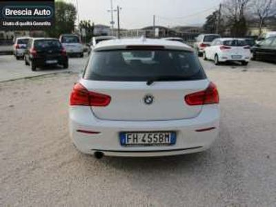 usata BMW 114 d 5p. Sport Neopatentati Diesel