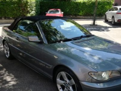 usado BMW 330 Cabriolet diesel
