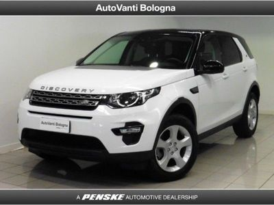 used Land Rover Discovery Sport 2.0 TD4 150 CV Auto Premium Business Edition