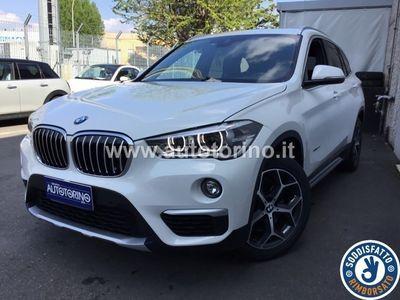 gebraucht BMW X1 X1xdrive20d xLine auto