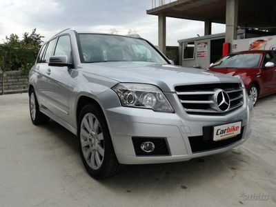 usata Mercedes GLK220 CDI 2WD BlueEFFICIENCY