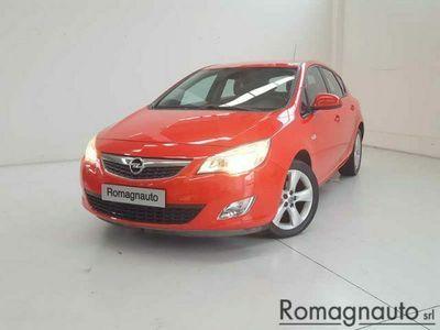 "usata Opel Astra 1.4 100 CV 5p. Elective - Cerchi 17"" - Cronologia"