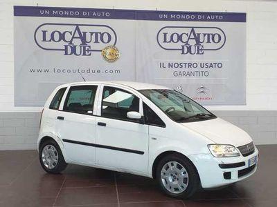 usado Fiat Idea 1.2 16V BlackLabel del 2007 usata a Rosta