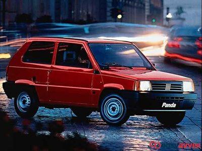 usata Fiat Panda 900 i.e. cat young benzina/metano