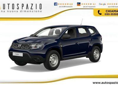usata Dacia Duster 1ª serie 1.6 SCe 115CV Access NUOVA DA IMMATRICOLARE