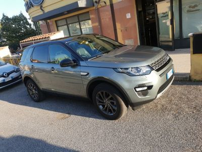 gebraucht Land Rover Discovery Sport Discovery Sport 2.0 TD4 180 CV Auto Business Edition