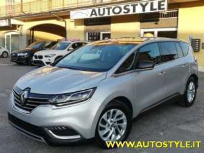 usata Renault Espace dCi 160CV EDC AUTOMATICA INTENS Energy *7POSTI* Diesel