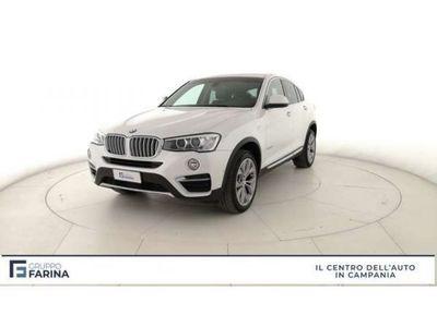 usata BMW X4 xDrive 20D XLINE 190CV