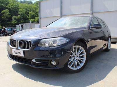 usata BMW 520 Serie 5 Touring Touring F11 Diesel d touring xdrive Luxury 190cv auto