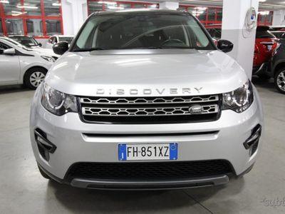 brugt Land Rover Discovery Sport 2.0 TD4 SE AWD 150CV