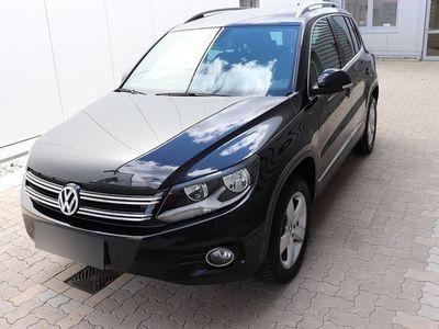 brugt VW Tiguan 2.0 Tdi Dsg 4motion Bmt Lounge Ahk,navi,k