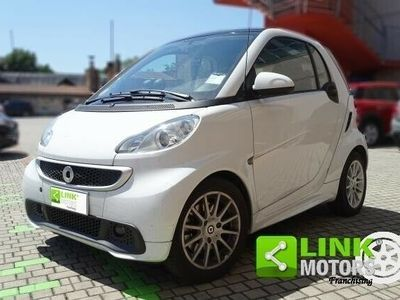 usata Smart ForTwo Coupé forTwo 800 40 KW Coupýassion CDI800