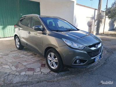 usata Hyundai ix35 1.7 crdi 2wd