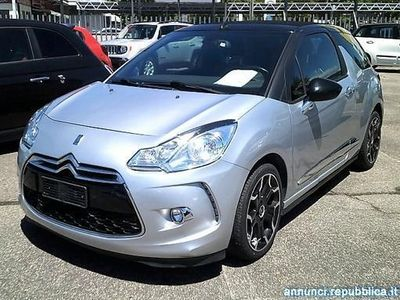 used Citroën DS3 Cabriolet DS 3 - So Chic Roma