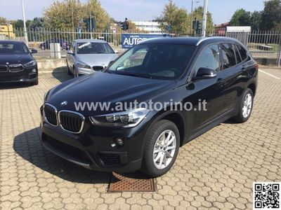usado BMW X1 X1SDRIVE18D ADVANTAGE
