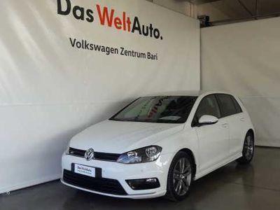 usado VW Golf 7ª serie 1.6 TDI 110 CV 5p. R-Line BlueMotion Tech