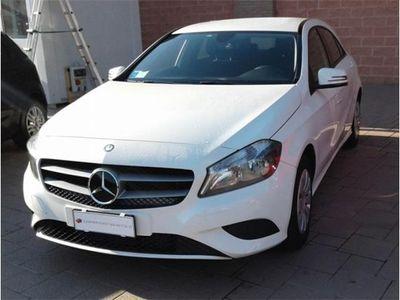 usata Mercedes A160 CLASSE ACDI Executive