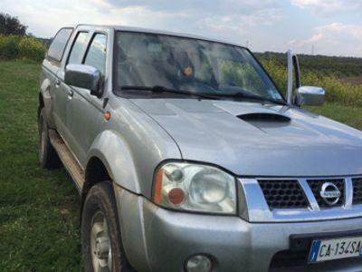 usata Nissan Navara Yd25 d22