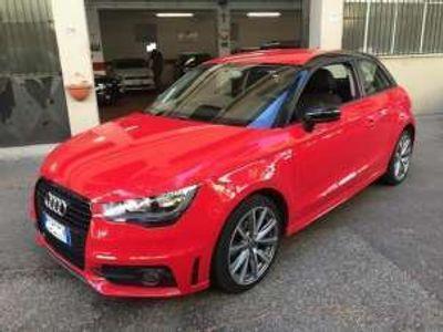 usata Audi A1 1.2 tfsi s-line - unico proprietario sensori benzina