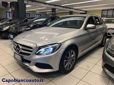 usata Mercedes C220 d S.W. Automatica Sport6+LED+NAVI