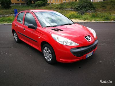 second-hand Peugeot 206+ 1.1benz 60cv