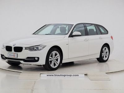 used BMW 318 d Touring Sport