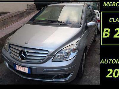gebraucht Mercedes B200