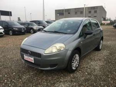 usata Fiat Grande Punto 1.4 5 porte Active Natural Power Benzina/Metano