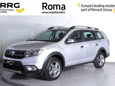 gebraucht Dacia Logan MCV Stepway 1.5 dCi 8V 90CV Start&Stop del 2018 usata a Roma